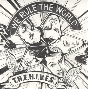 Hives-We Rule The World / Polydor