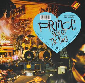 "Prince-Sign ""O"" The Times /   Paisley Park"