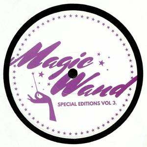 Rune Lindaek / Lowrell Simons / Frederic - Magic Wand Special Editions Vol 3 / Magic Wand