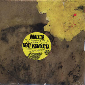 Madlib-Beat Konducta Vol.6 (Dil Withers Suite) / STONES THROW