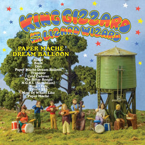 King Gizzard And The Lizard Wizard-Paper Mâché Dream Balloon  /  Heavenly