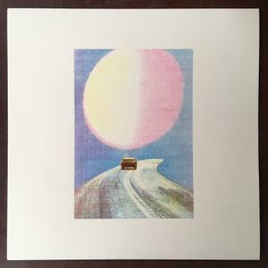 Talaboman - Discodrums / Flashforward / The Night Land