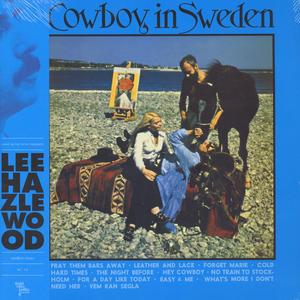 Lee Hazlewood-Cowboy In Sweden / Light In The Attic