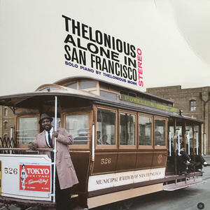 Thelonious Monk-Thelonious Alone In San Francisco / Waxtime