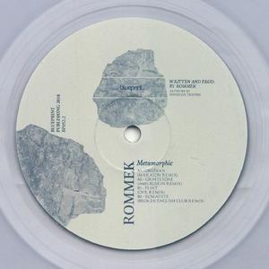 Rommek-Metamorphic: Set In Stone Trilogy Remixes / Blueprint