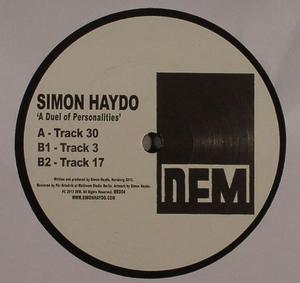 Simon Haydo-A Duel Of Personalities / DEM