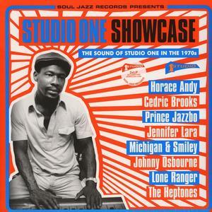 Va-Studio One Showcase: The Sound Of Studio One In The 1970s / Soul Jazz Records