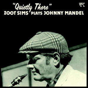 """Zoot Sims-Plays Johnny Mandel """"Quietly There"""" /  Pablo Records"""