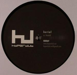 Burial-Truant / Hyperdub