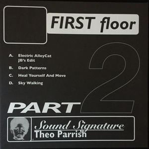 Theo Parrish-First Floor Pt.2 / PEACEFROG