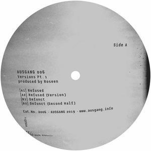 Roseen - Versions 1 / Ausgang
