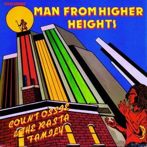 Count Ossie & The Rasta Family-Man From Higher Heights (remastered) / Soul Jazz