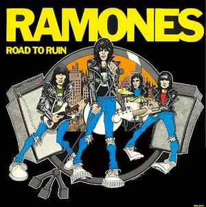 Ramones-Road To Ruin / Rhino