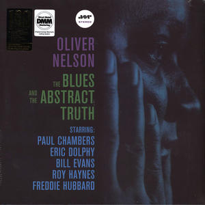 Oliver Nelson-The Blues And The Abstract Truth / Jazz Wax Records
