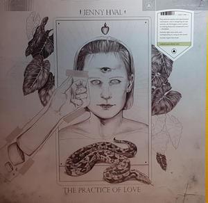 Jenny Hval – The Practice Of Love /  Sacred Bones Records
