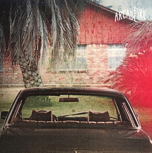 Arcade Fire ‎– The Suburbs /  Columbia