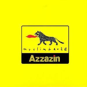 Muslimgauze-Azzazin / Staalplaat