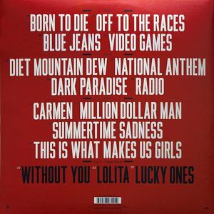 Lana Del Rey-Born To Die / Polydor