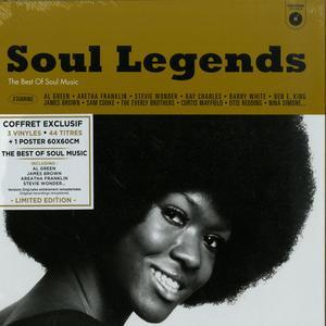 Va - Soul Legends: The Best Of Soul Music / Wagram