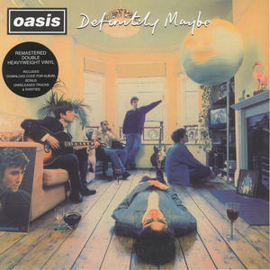 Oasis-Definitely Maybe /  Big Brother