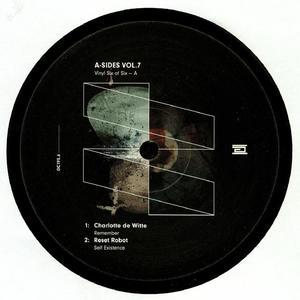 VA- A Sides Vol 7 Part 6  / Drumcode