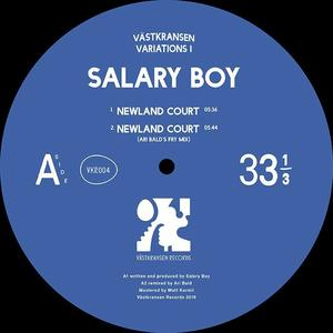 SALARY BOY / ARI BALD - Vastkransen Variations 1 / Västkransen