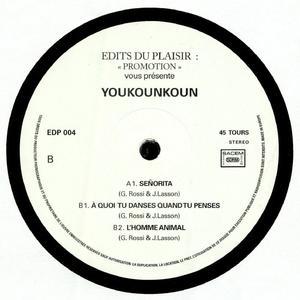 Youkounkoun-Senorita / Edits Du Plaisir