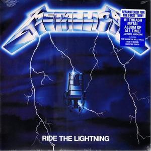 Metallica-Ride The Lightning / Universal