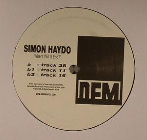 Simon Haydo-Where Will It End? / Dem