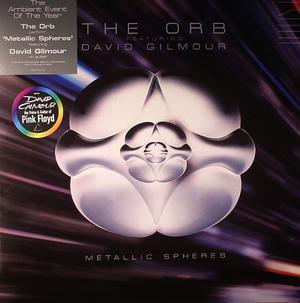 Orb,Featuring David Gilmour-Metallic Spheres /