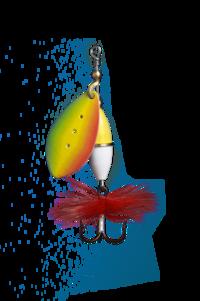Wipp Spinn.  7 g Rainbow