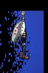 Toni-Z Spinnare   5 gr. Silver