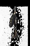 Toni-Z Spinnare 12 gr. Svart