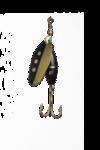 Panter Spinn. 7 g. Harr Guld