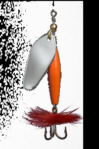 Myrspinnare 18 gram Silver