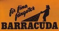 Fiskenät Barracuda 5 fot -30m (18,5mm)
