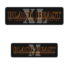 Blackbeast Orange edition 1 par