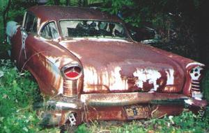 1957 Oldsmobile Starfire 98 Holiday Coupé
