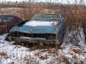 1966 Oldsmobile Convertible