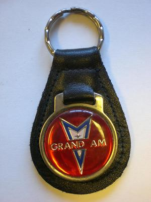 Pontiac Grand Am Nyckelring
