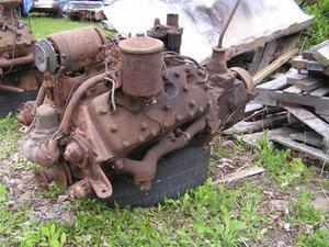 1948 Ford Truck Motor 239 ci 100 hp