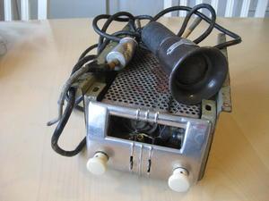 1949-1950 Philips NX679V Philitouring bussradio