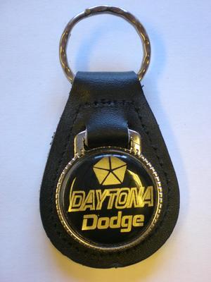 Dodge Daytona Nyckelring