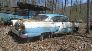 1956 Mercury 4-door Phaeton