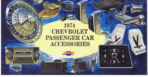 1974 Chevrolet Passanger Car Accessories