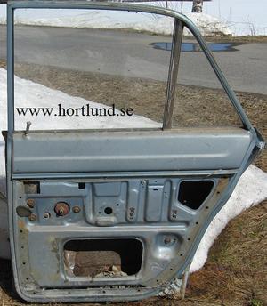 1964 Valiant 4-d dörr