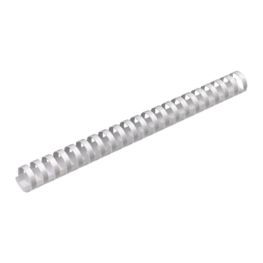 Comb plastspiral, oval