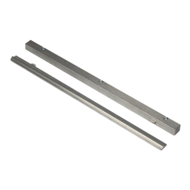 CB Metal inserts for channels