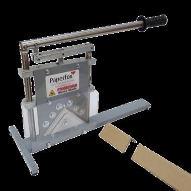Paperfox Cardboard edge protector cutter EVV-3