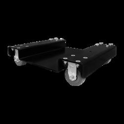 Rullbord med glidplatta - Bold X10